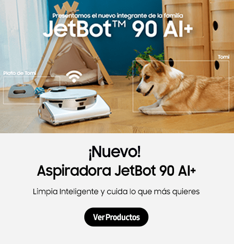 Aspiradora Jetbot